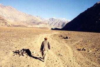 Afghan Walkout, Stephen Dupont