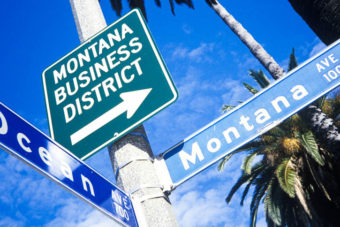 Santa Monica's Montana Avenue is a hub for all the major designers.