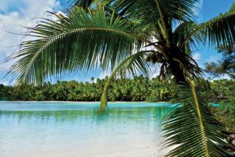Atiu in the Cook Islands.