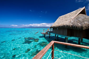 Sofitel Moorea Ia Ora Beach Resort, French Polynesia.