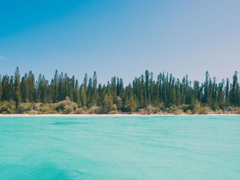 Isle of Pines, New Caledonia.