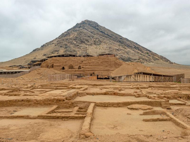 Moche Ancient Peru