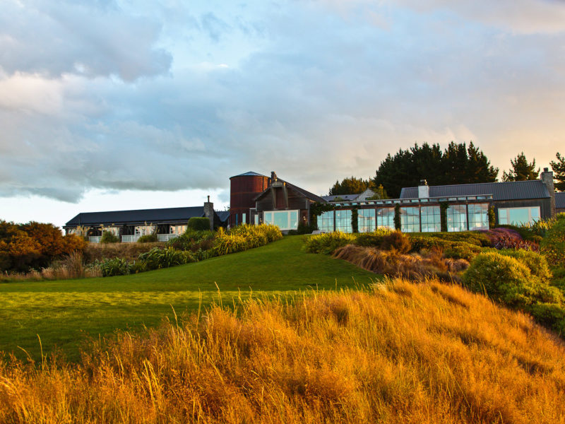 The Farm at Cape Kidnappers, Hawke's Bay, New Zealand.