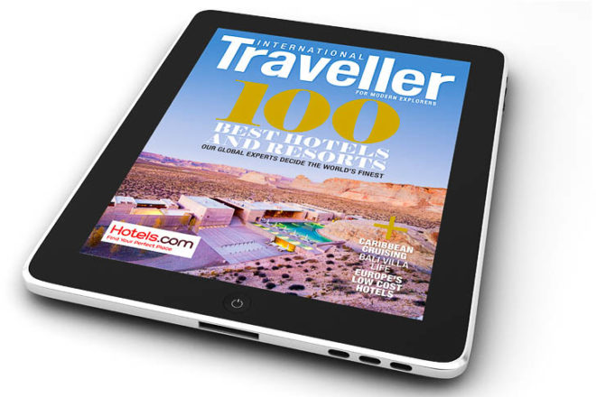 Go deeper: The 100 Best Hotels and Resorts iPad app