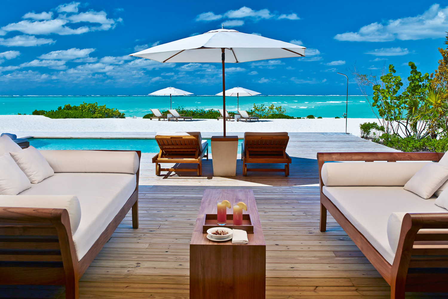 Parrot Cay by Como, Turks and Caicos.