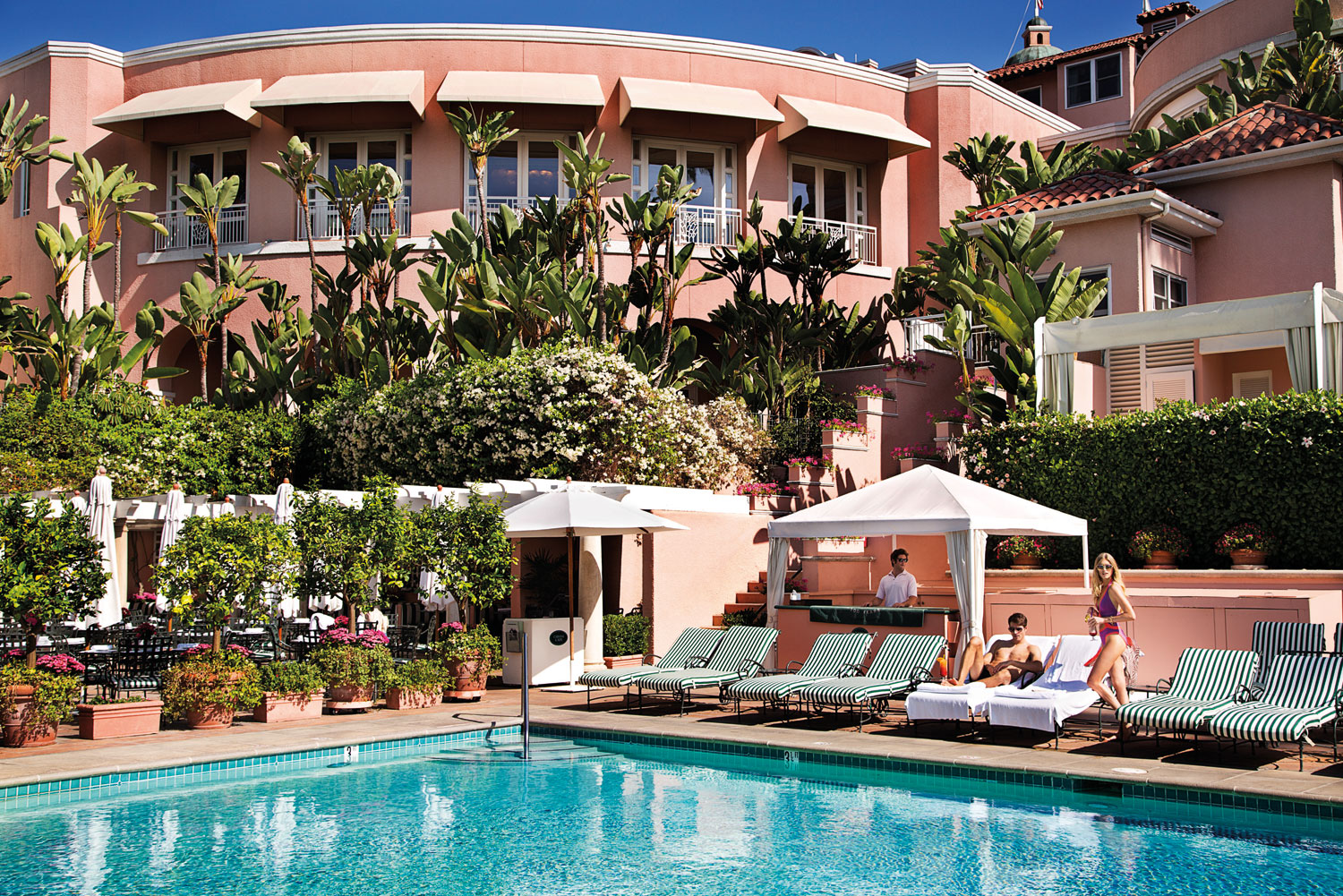 Beverly Hills Hotel and Bungalows - International Traveller