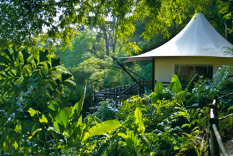 Four Seasons Tented Camp, Golden Triangle, Chiang Rai, Thailand