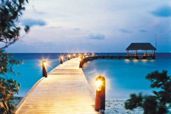 Cocoa Island by Como, Maldives.
