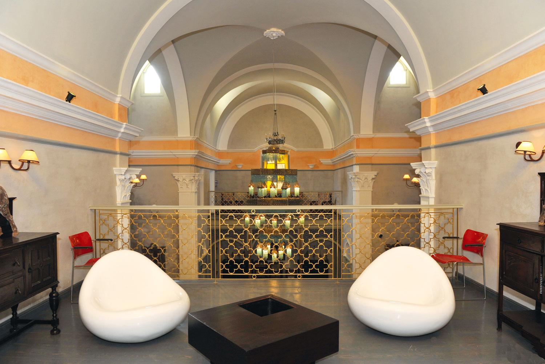 L'Iglesia Hotel in El Jadida, Morocco.