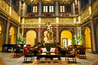 Four Seasons Hotel Firenze, Italy.