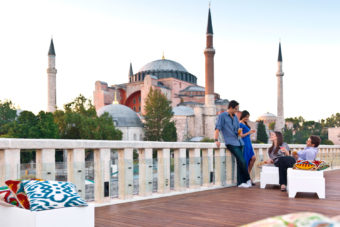 Four Seasons Sultanahmet, Istanbul, Turkey