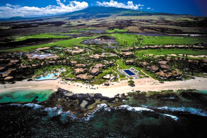 Four Seasons Hualalai at Historic Ka'upulehu, Hawaii Island, USA