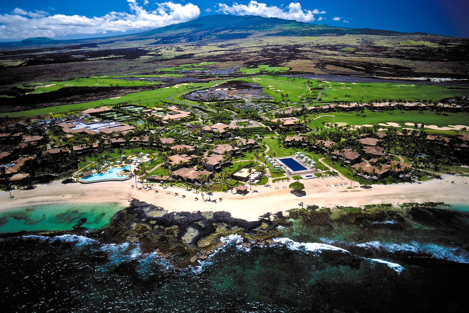 Four Seasons Hualalai at Historic Ka'upulehu, Hawaii Island, USA