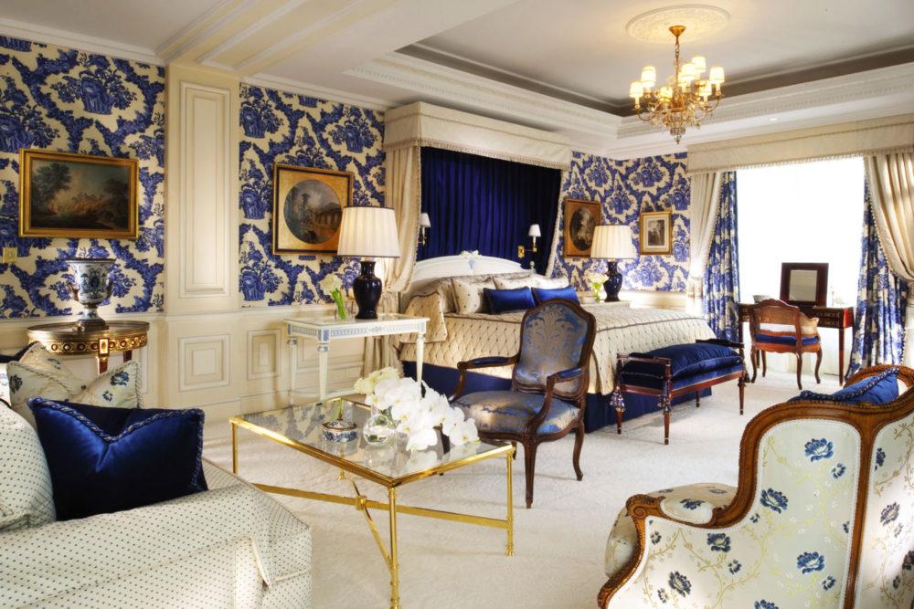 Four Seasons George V Paris, France.