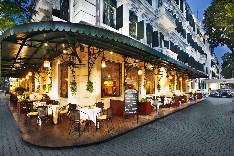 Sofitel Legend Metropole Hanoi, Vietnam.