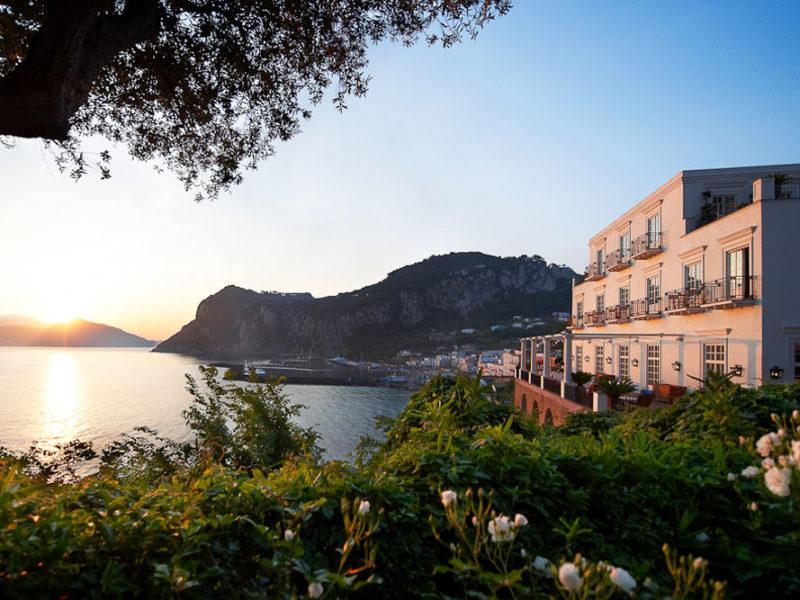 J.K. Place Capri, Italy.