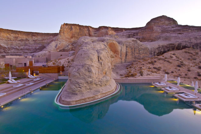 Amangiri, Canyon Point, USA.