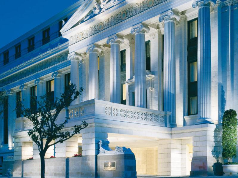 The Ritz-Carlton San Francisco, USA.