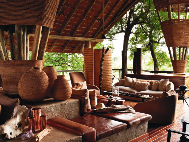 Singita Sabi Sand in Kruger National Park, South Africa.