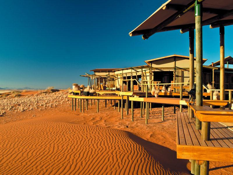 Wolwedans Dunes Lodge, Namibia.