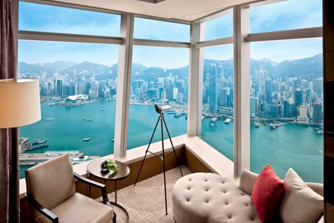 The Ritz-Carlton, Hong Kong.