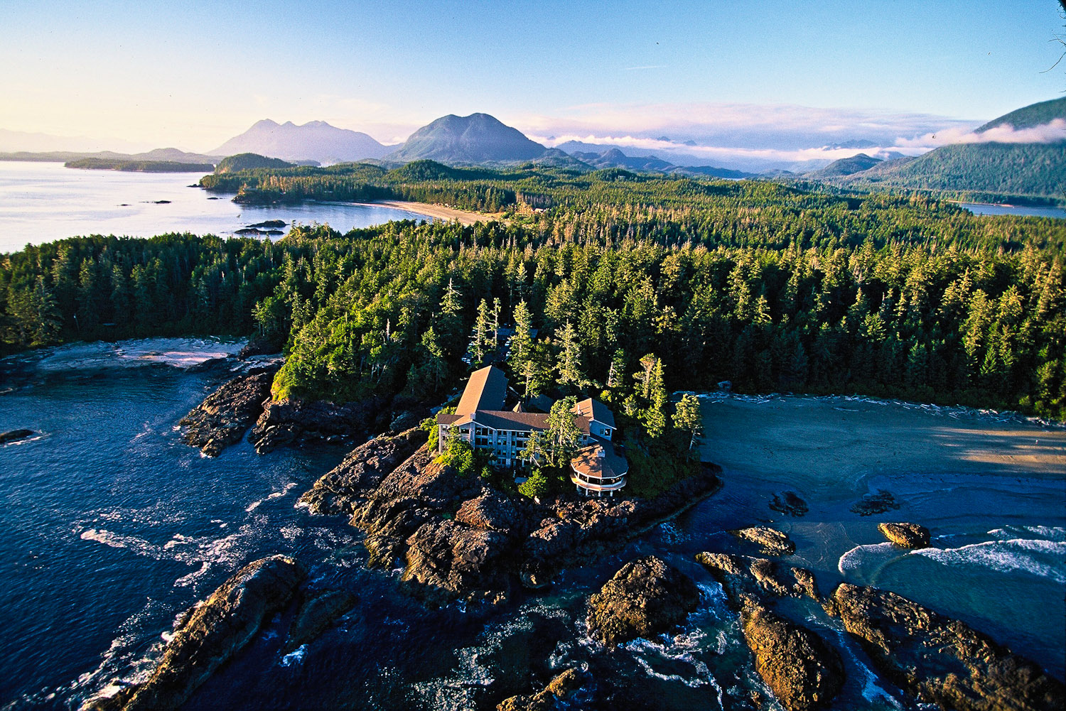 74 Wickaninnish Inn Tofino Canada International Traveller Magazine