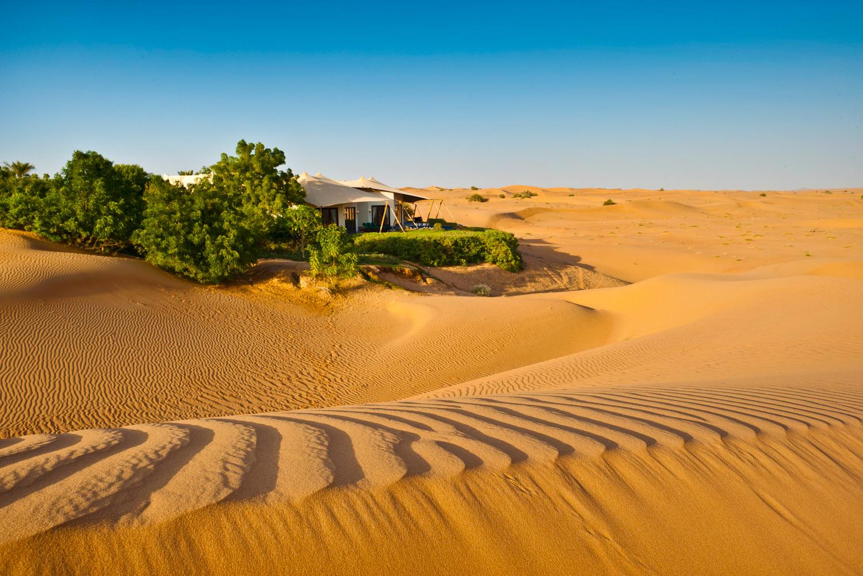 Al Maha Desert Resort, Dubai.