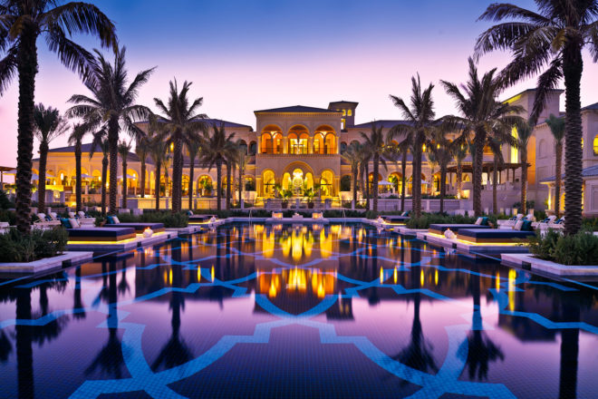 One & Only The Palm, Dubai.