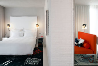 Designer Philippe Starck is getting into the boutique-budget market with the Mama Shelter hotel in Paris.