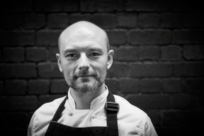 Award-winning French-born chef Nicolas Poelaert