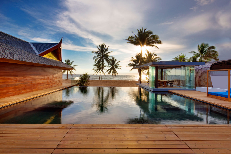 Just Open Iniala Beach House Natai Thailand International