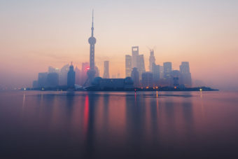Looking behind the new face of Shanghai.