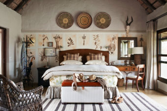 Safari chic: Singita Castleton, Sabi Sands, South Africa.