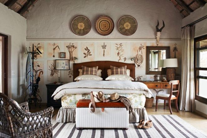 Safari chic: Singita Castleton, Sabi Sands, South Africa.