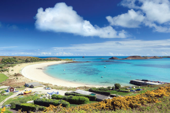 The Isles of Scilly, UK.