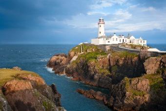 Fanad Head lighthouse, Ireland.