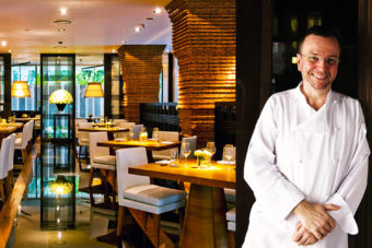 David Thompson's nahm restaurant was placed number 32 in The World's 50 Best Restaurant List.