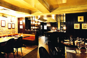 Gymkhana, London, modern Indian in the heart of Mayfair.