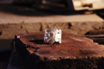 After three days' work, a silver nugget is transformed into stunning Colombian jewellery in Mompox.