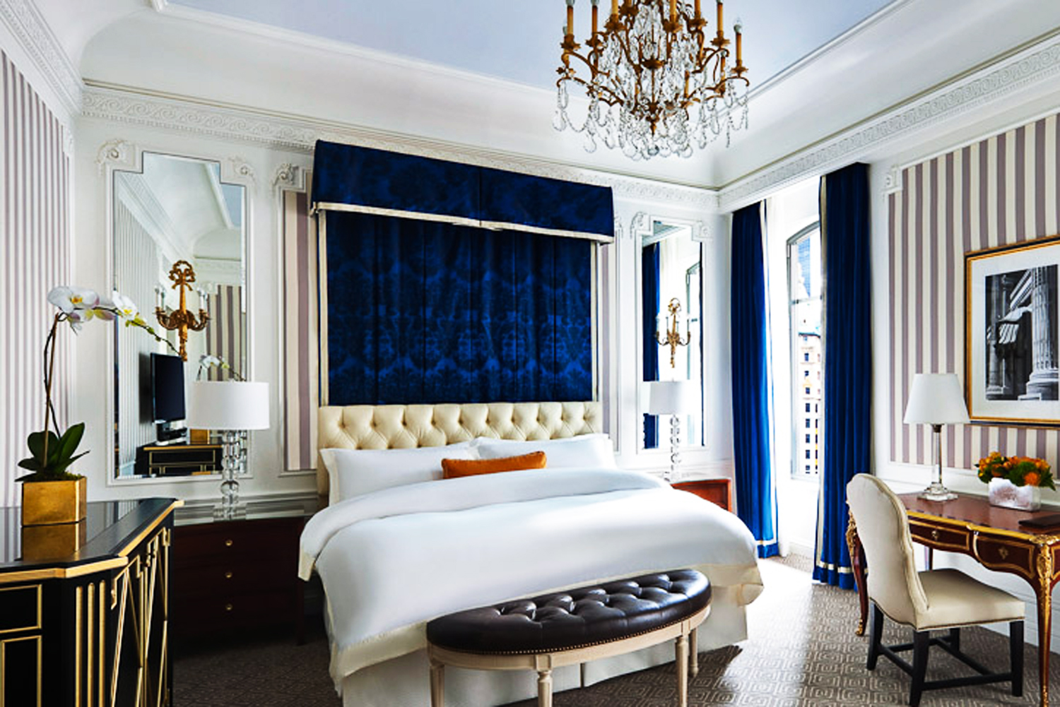 New York S New St Regis International Traveller Magazine
