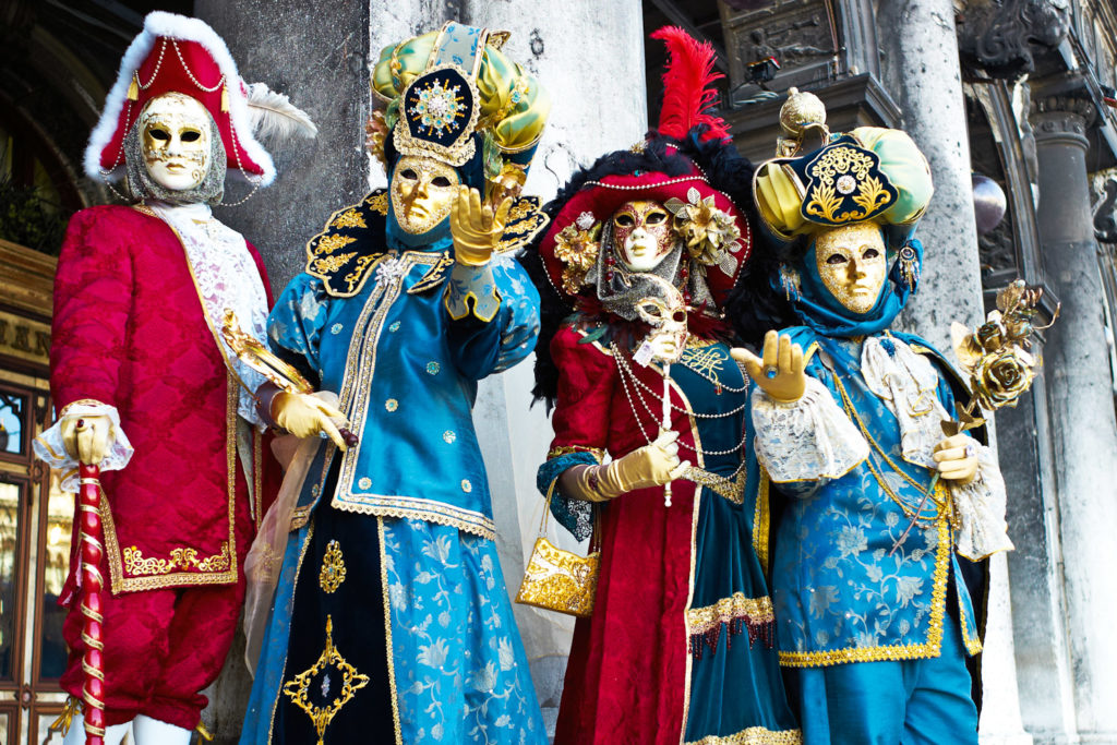 The Carnival of Venice.