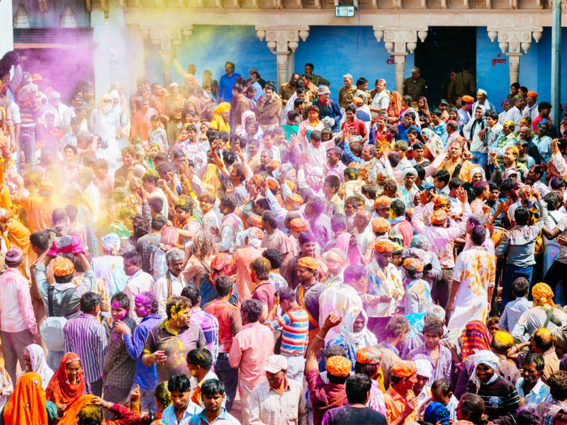 Top 20 Festivals Around The World - International Traveller