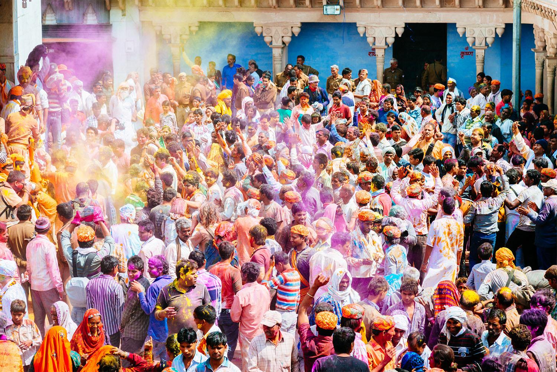 Celebrates Most Number Of Festivals - Storial