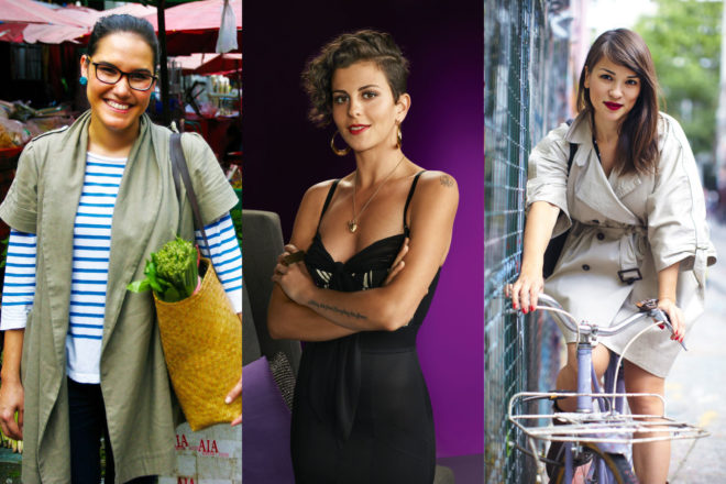 Marion Grasby, Nina Clemente and Rachel Khoo on foodie secrets to their favourite cities.