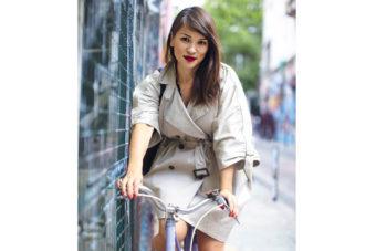 Parisian restaurateur, TV star, author and Cordon Bleu graduate, Rachel Khoo.