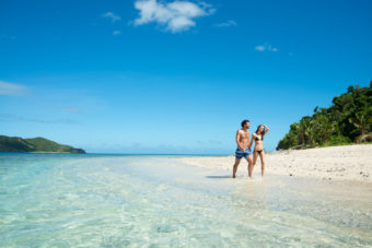 Fiji is bliss for couples - from honeymooners to those looking to reconnect.