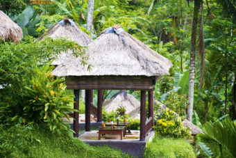 Unwind at Come Home to Bali yoga retreat.