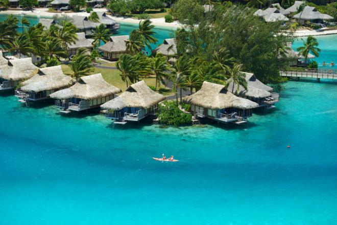 Intercontinental Moorea Tahiti