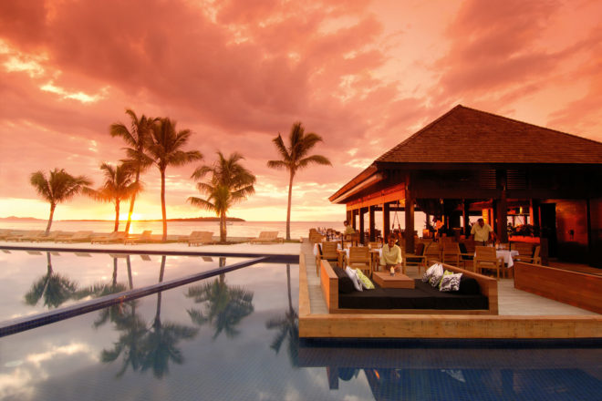 Fiji Beach Resort and Spa by Hilton.