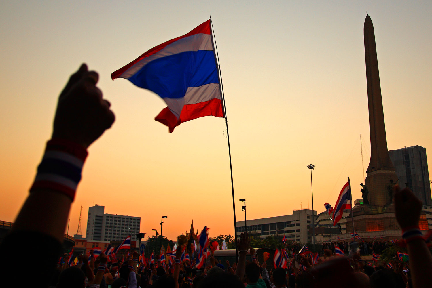 Thailand coup.